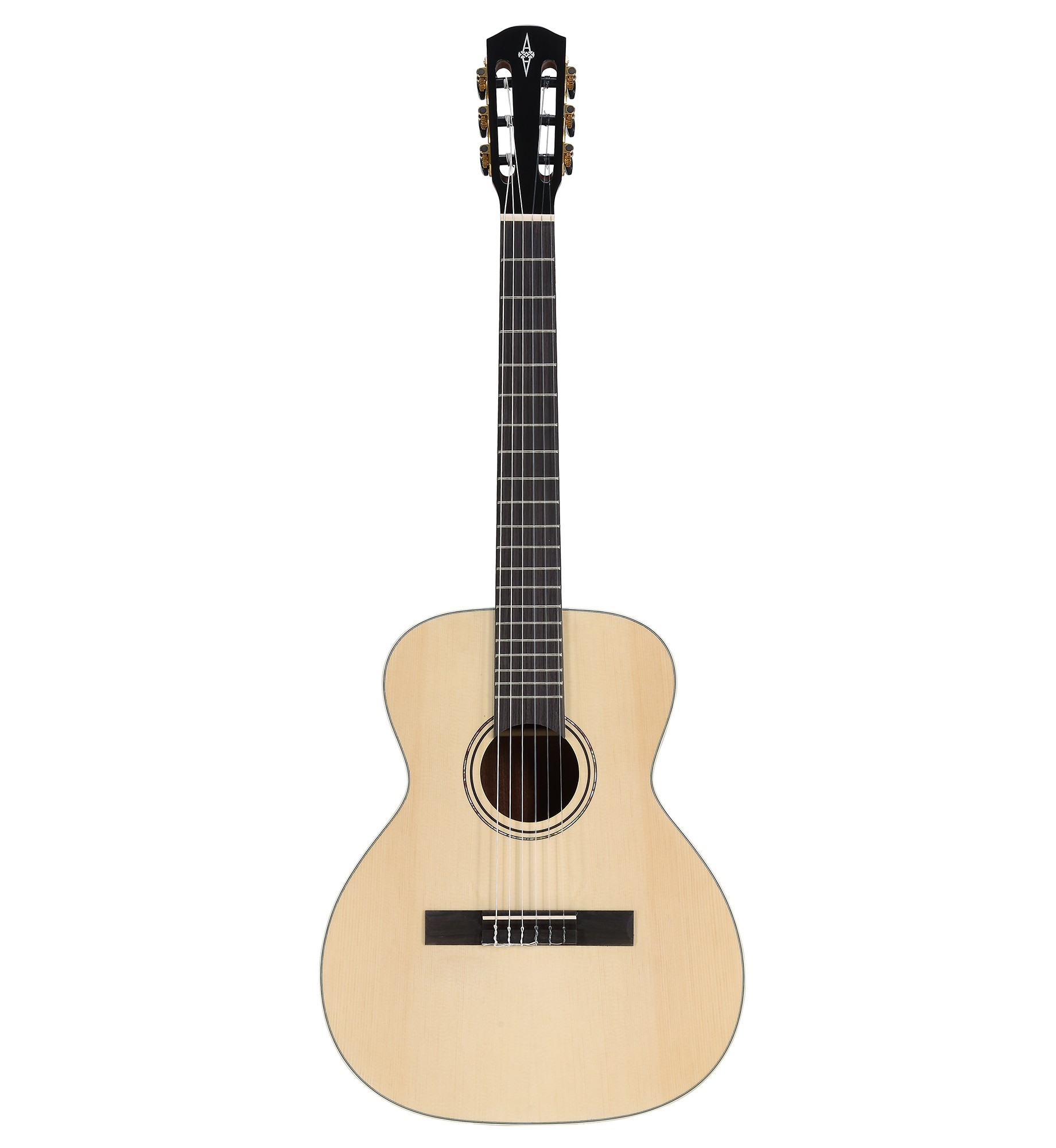 Image of Alvarez School Series Nylon Series, Short Scale Student Guitar With Gig Bag. Natural coming soon